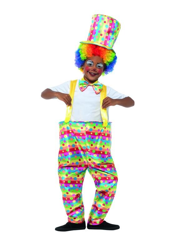 Boys Clown Kostuum