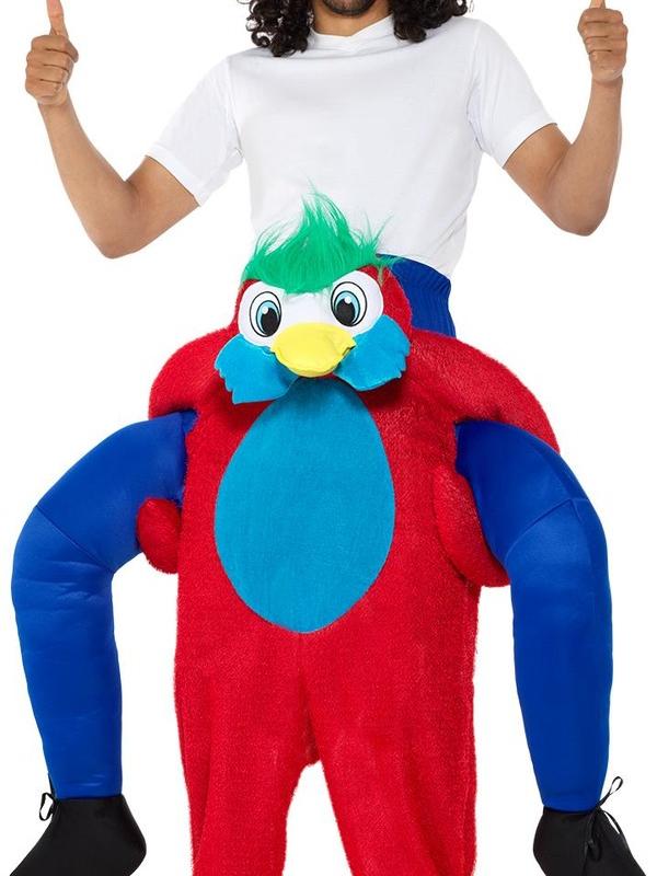 Piggyback Parrot Kostuum