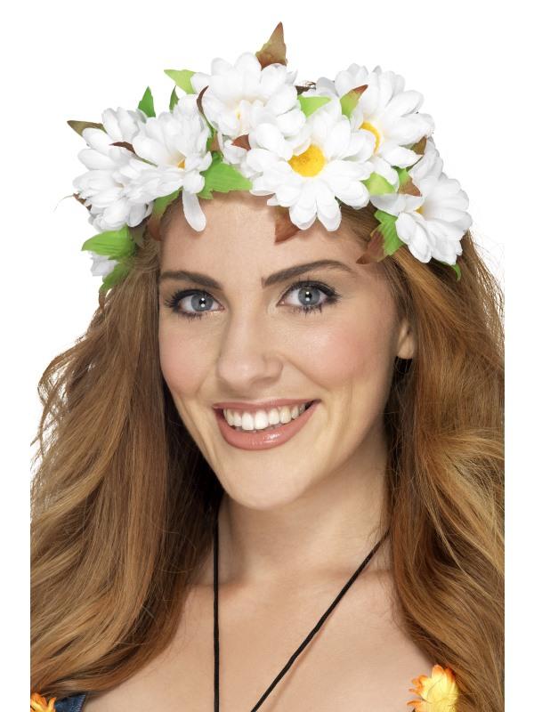 Daisy Floral Haarband
