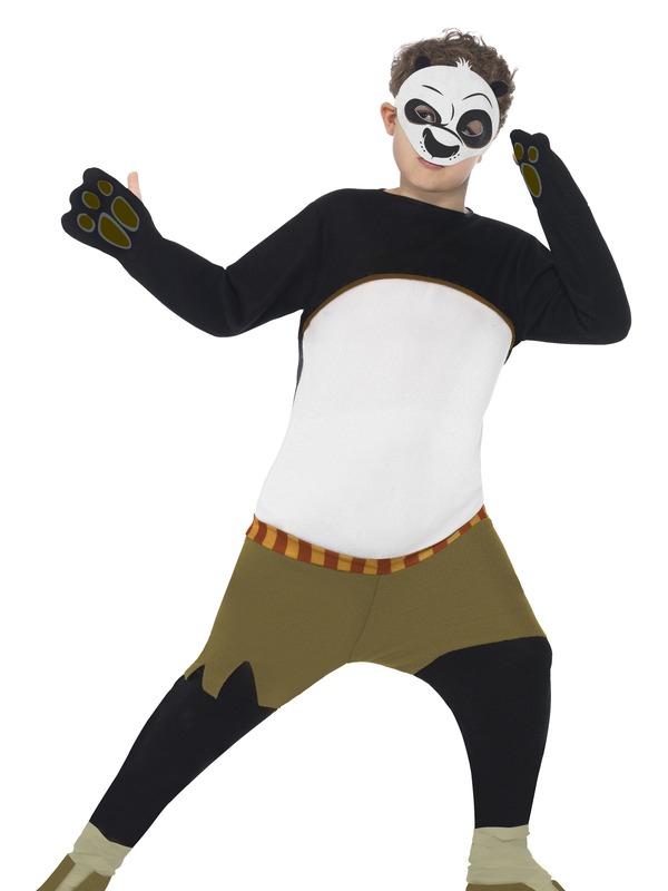 Kung Fu Panda Kids Po Kostuum