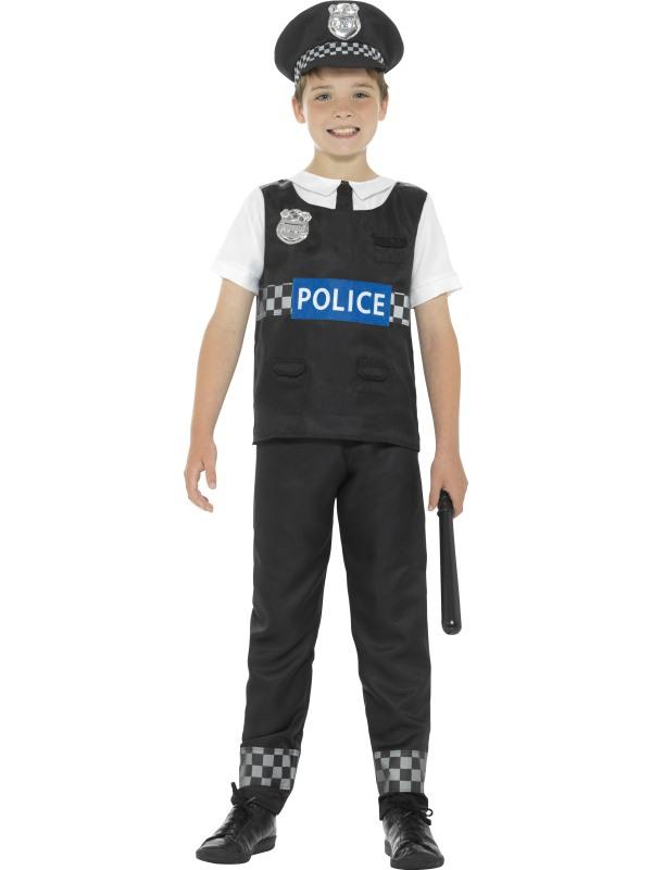 Politie Kostuum Kinder