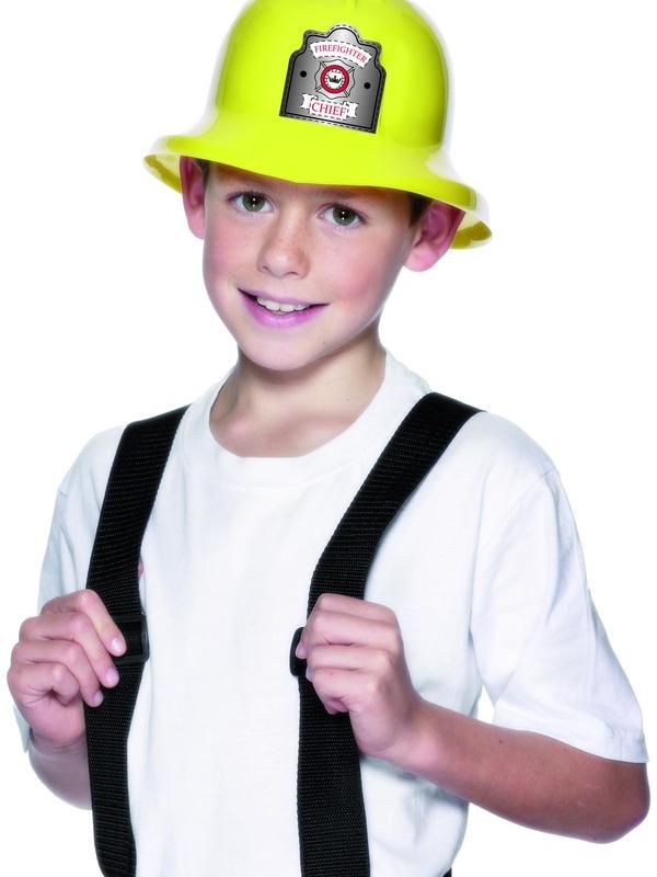 Brandweer Helm Kinder