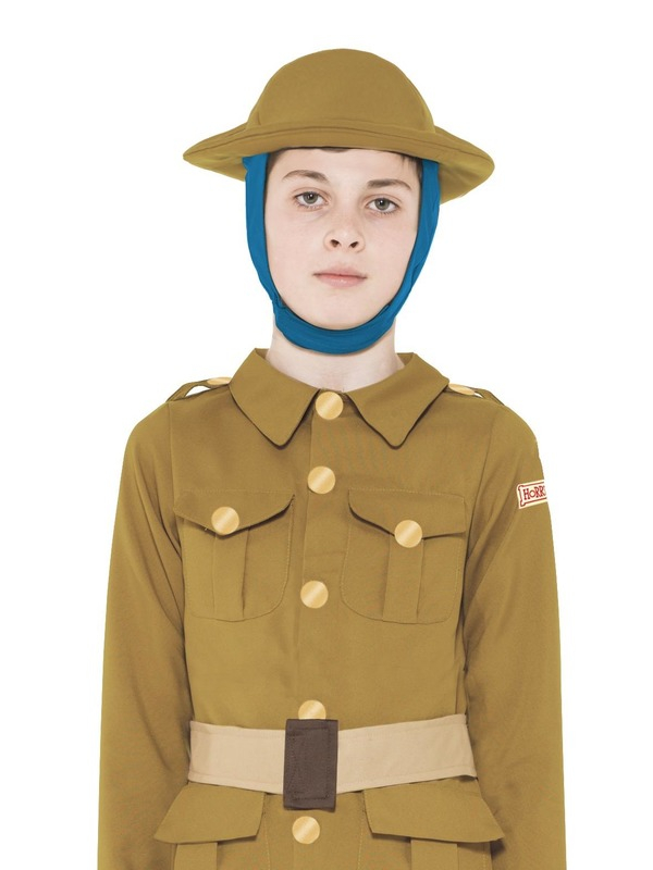 Horrible Histories WWI Boy Kostuum
