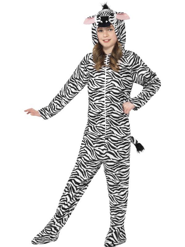 Zebra Kinder Onesie