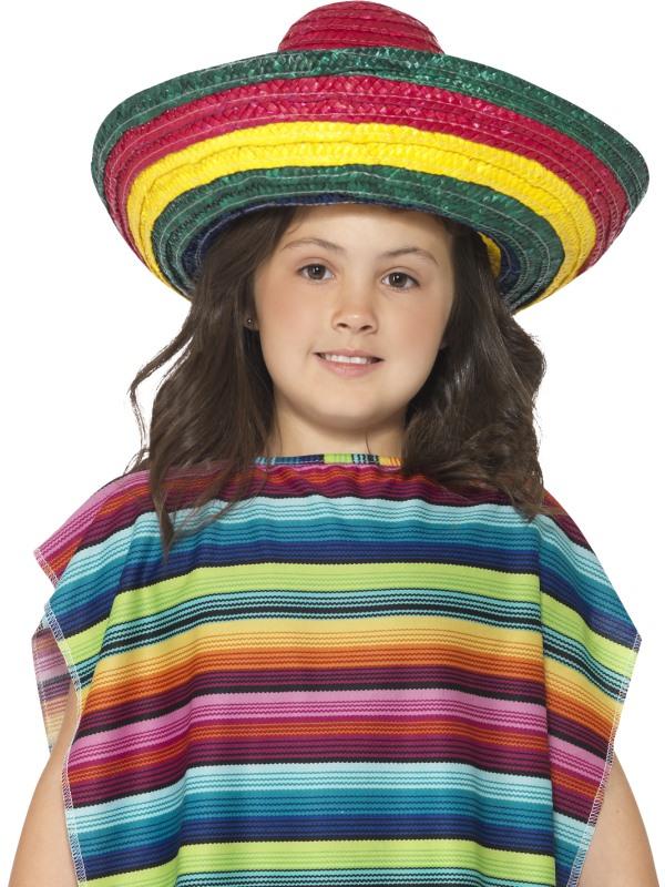 Sombrero Hoed Kinder