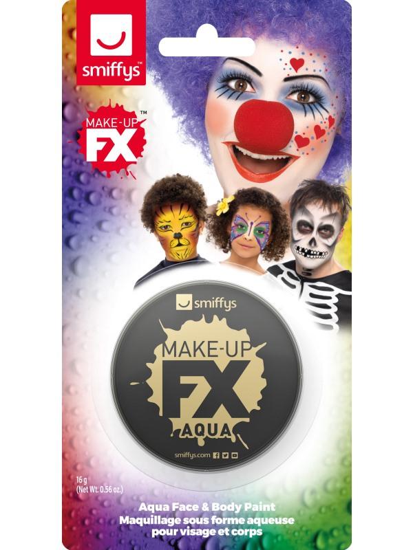 Smiffys Make-Up FX Zwart