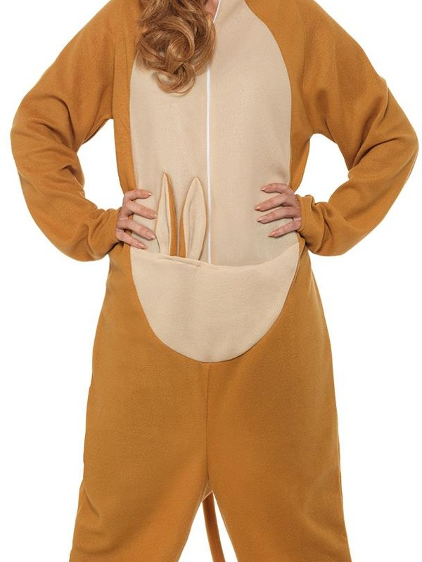 Kangaroo Onesie Kostuum