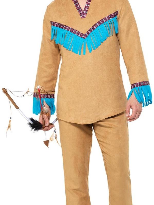 Native American Inspired Warrior Kostuum