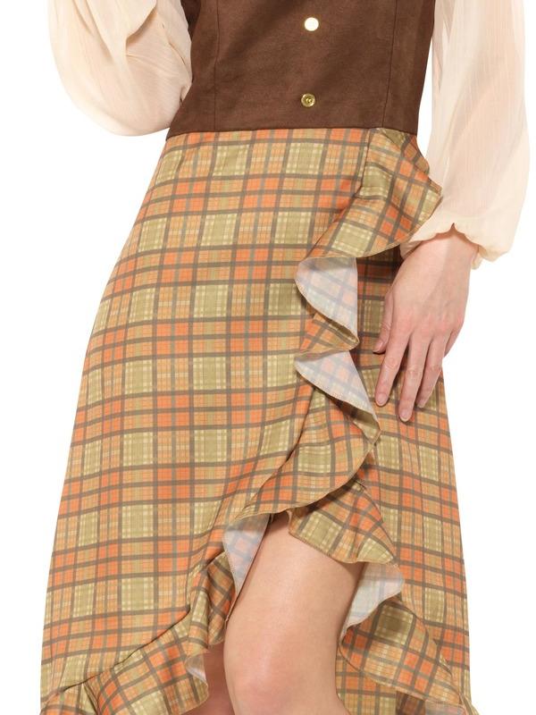 Cowgirl Dames Kostuum