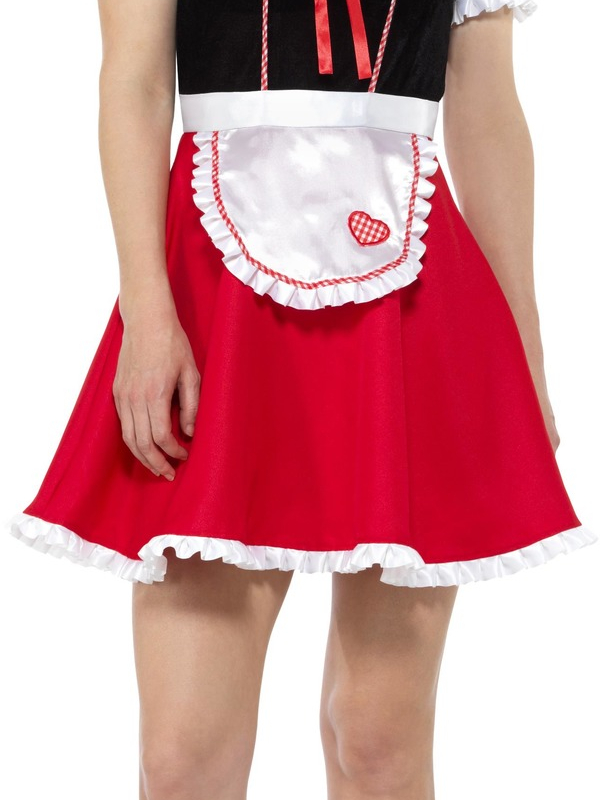 Red Riding Hood Lady Kostuum