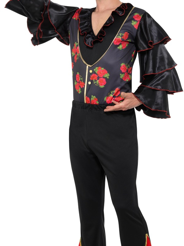 Flamenco Man kostuum