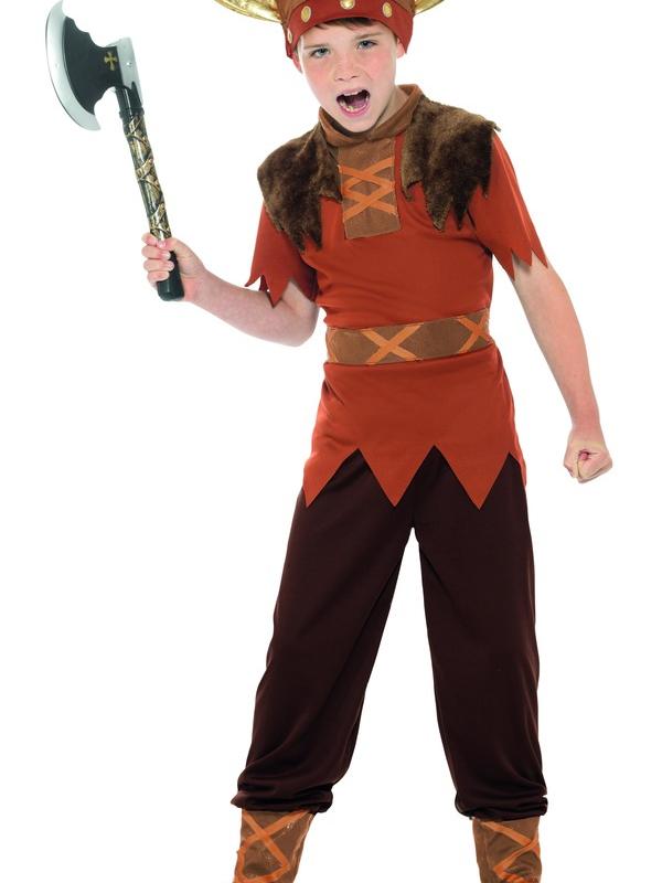 Viking Kostuum Kinder