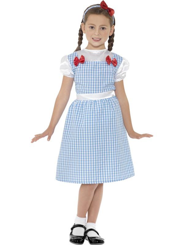 Country Girl Kostuum Meisjes
