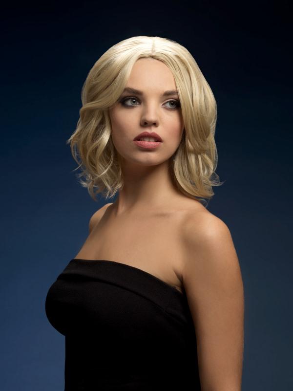 Fever Olivia Pruik Donker Blond