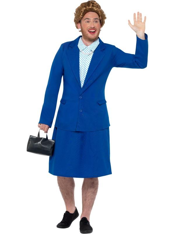 Iron Lady Prime Minister Kostuum