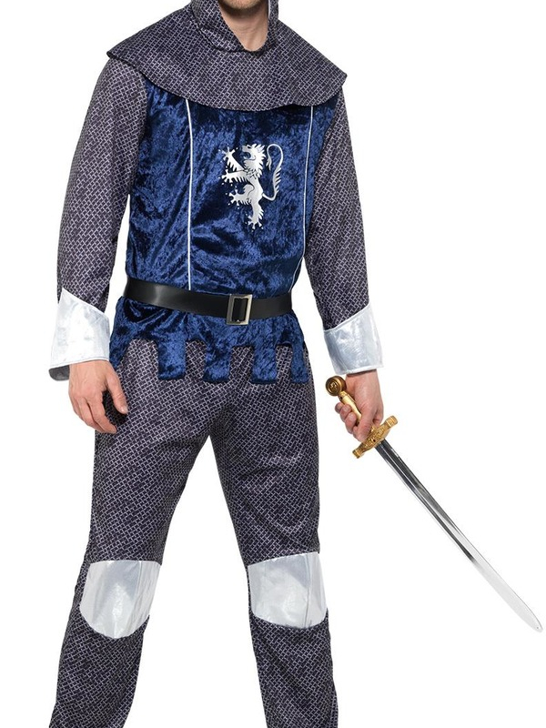 Medieval Knight Kostuum