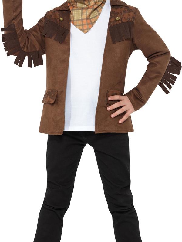 Sheriff Boy Kostuum