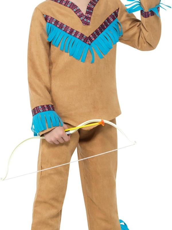 Native American Inspired Boy Kostuum
