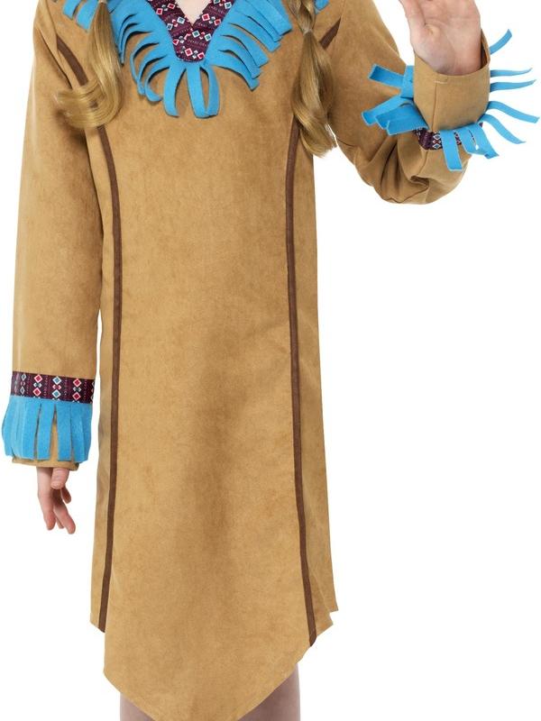 Native American Inspired Girl Kostuum