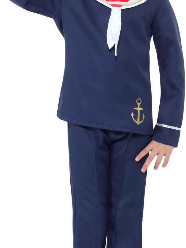 Sailor Boy Kostuum