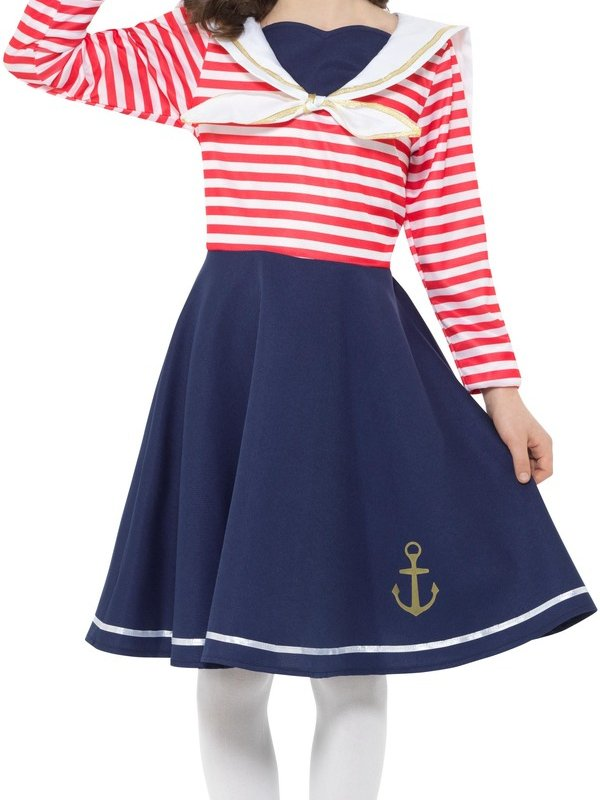 Sailor Girl Kostuum