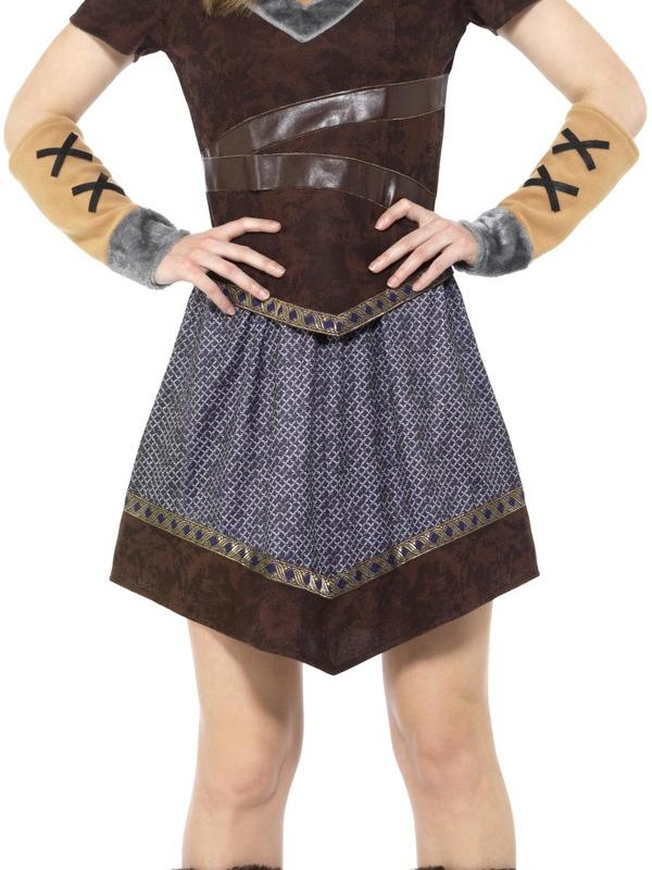 Viking Lady Kostuum