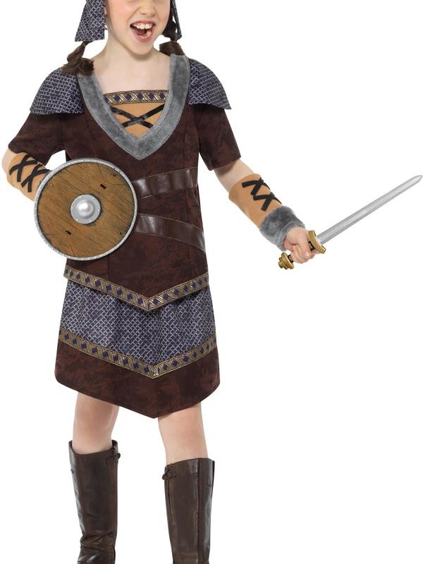 Viking Girl Kostuum