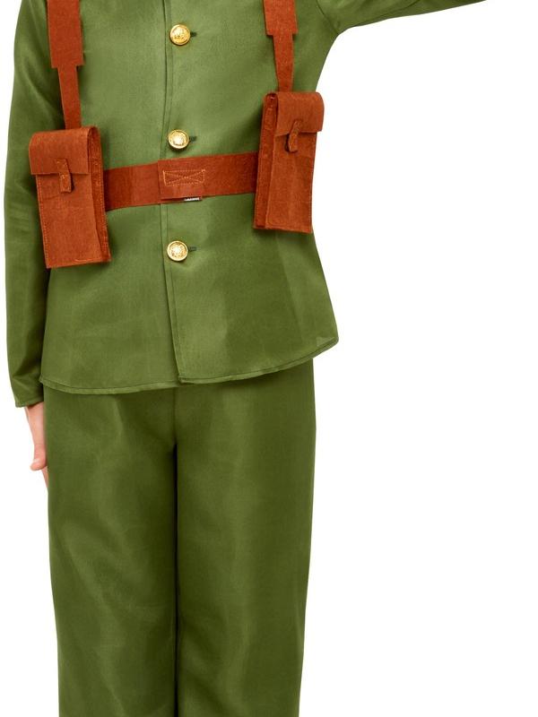 WW1 Soldier Kinder Kostuum