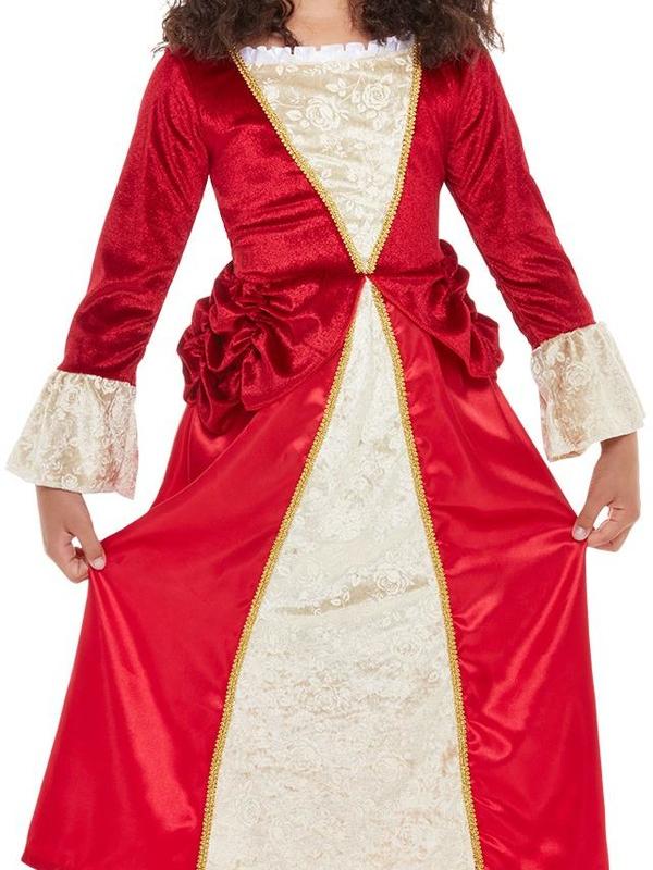 Tudor Princess Kinder Kostuum
