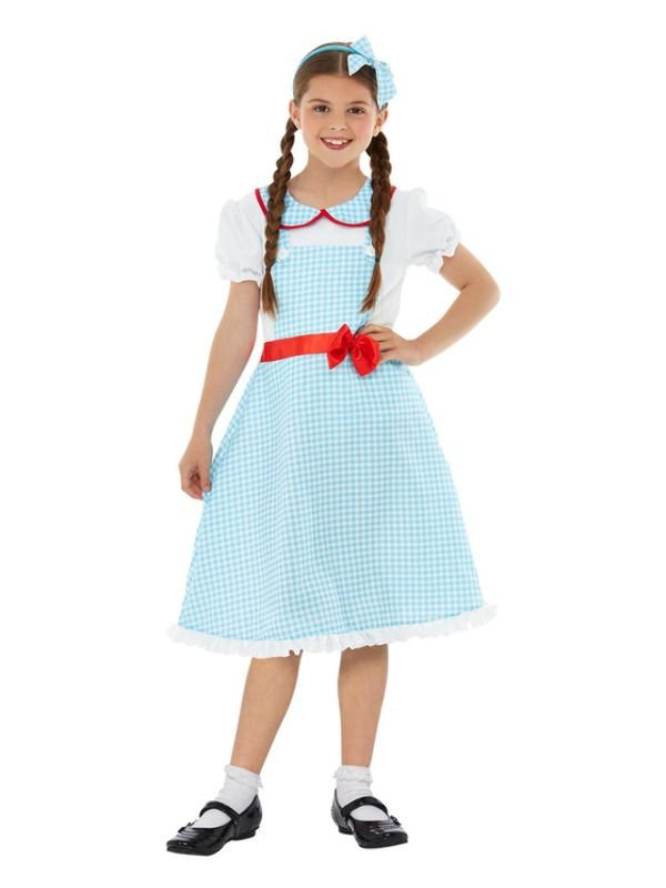 Country Girl Kinder Kostuum