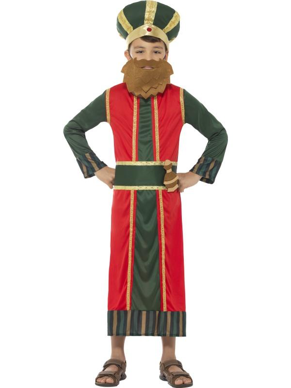 King Gaspar Kinder Kostuum