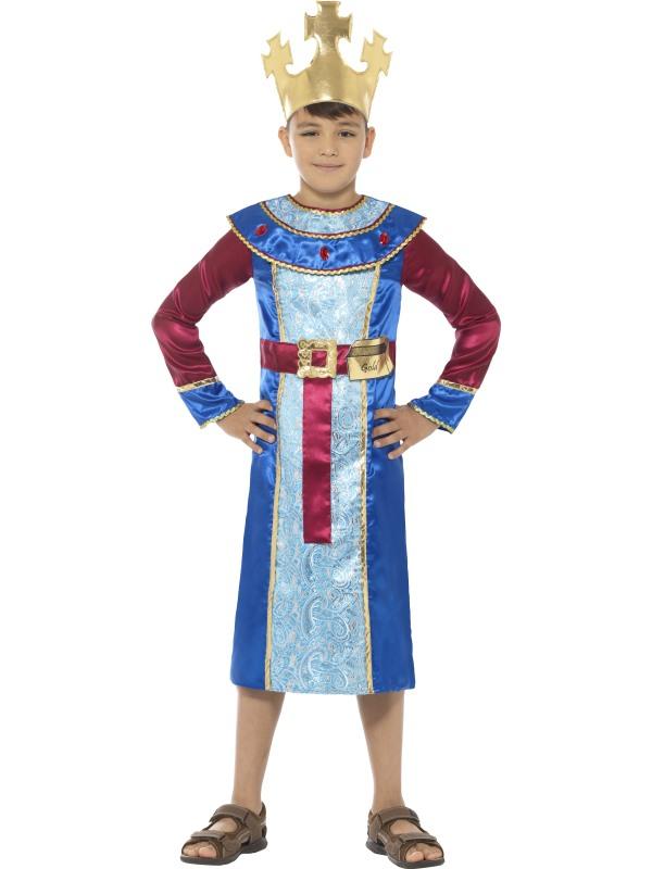 King Melchior Kinder Kostuum