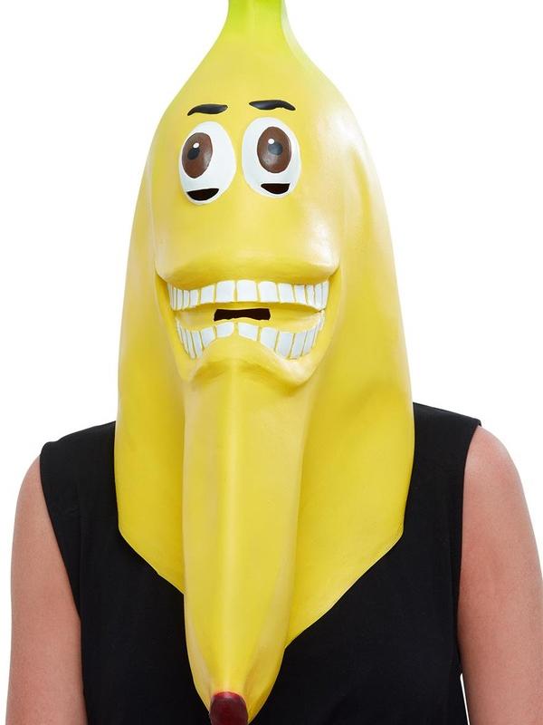 Banana Latex Masker