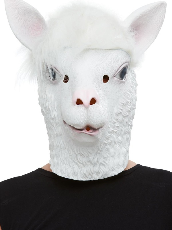 Lama Latex Masker