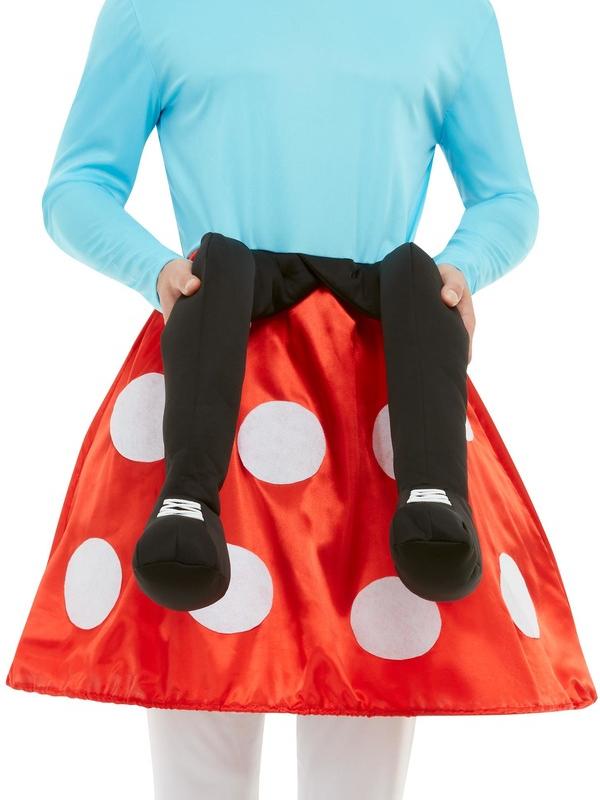 Gnome Paddestoel Kostuum Heren