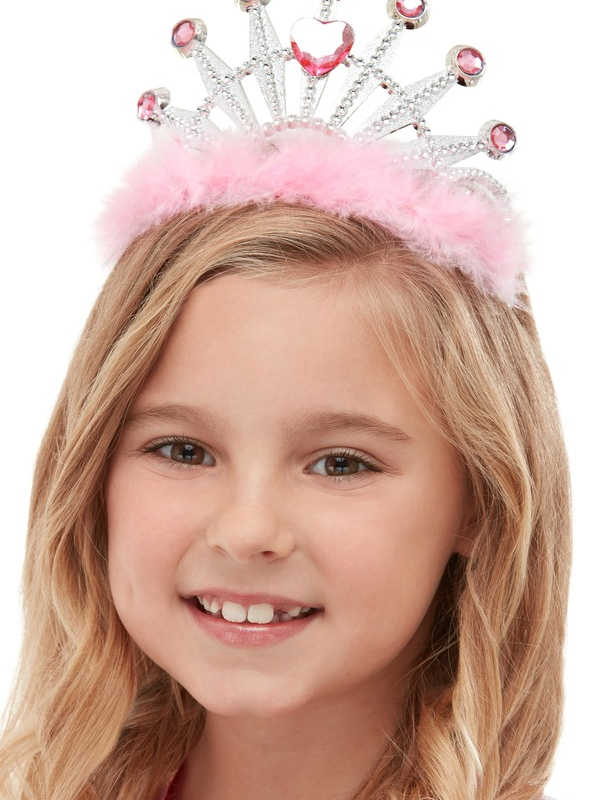 Princessen Tiara Roze