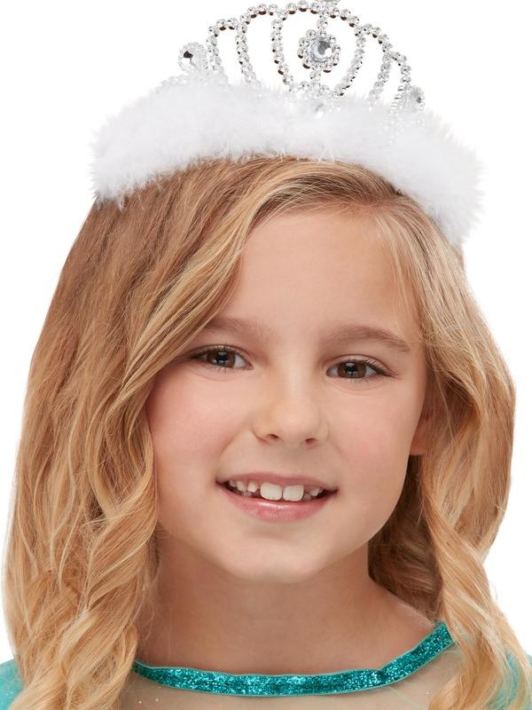 Princessen Tiara Wit