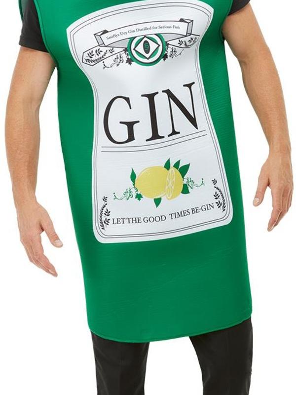 Gin Bottle Kostuum