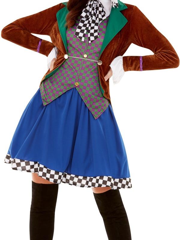 Miss Hatter Kostuum