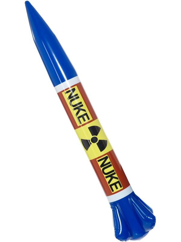 Opblaasbare Nucleaire Raket