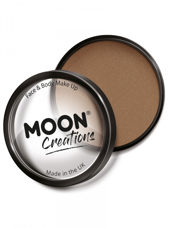 Essential Face & Body Paint Light Brown