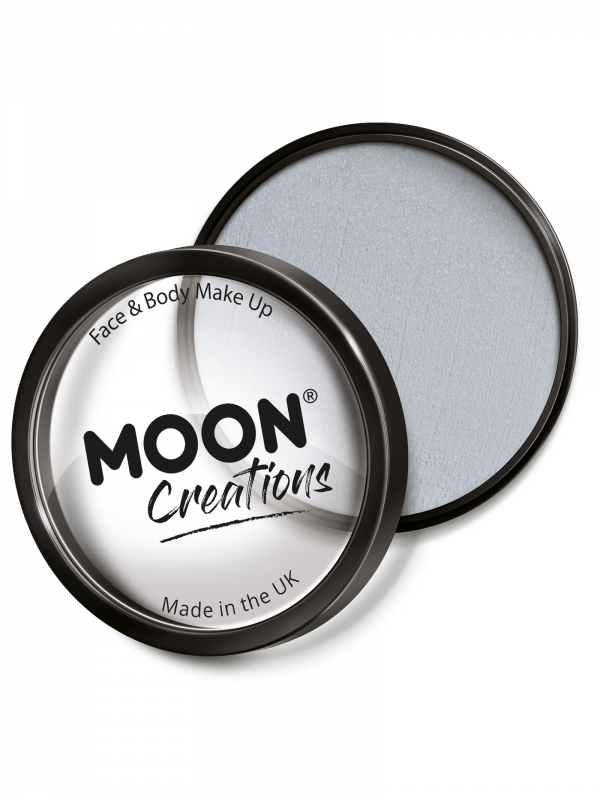 Essential Face & Body Paint Light Grey