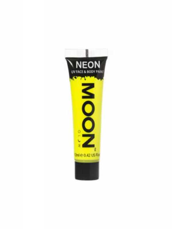 Neon UV Face & Body Gel Geel
