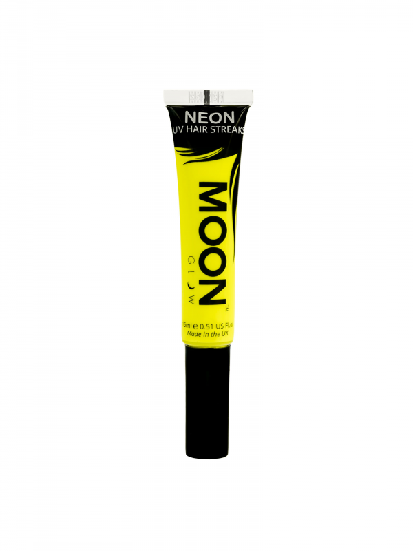 Neon UV Hair Streaks Gel Geel