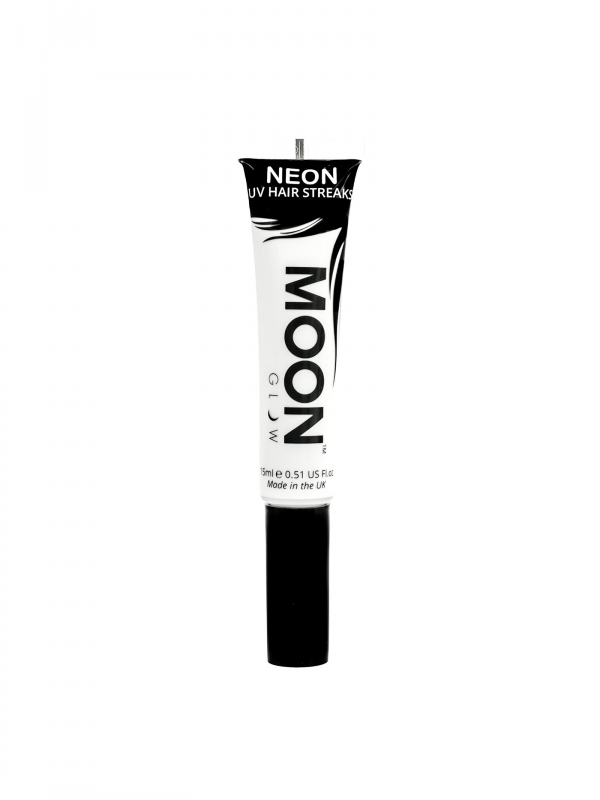 Neon UV Hair Streaks Gel Wit