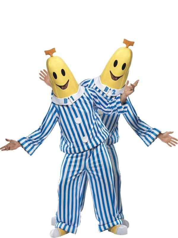 Bananas in Pyjamas Heren Verkleedkleding