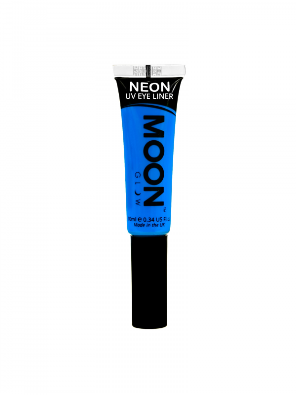 Neon UV Eye Liner Blauw