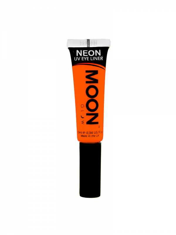 Neon UV Eye Liner Oranje