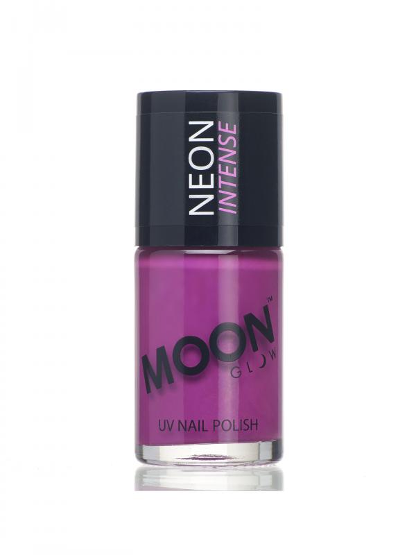 Neon UV Nagellak Paars