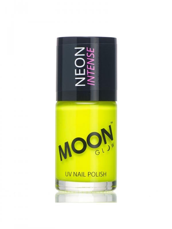 Neon UV Nagellak Geel